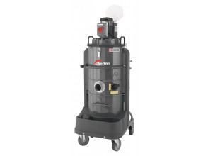 Three phase vacuum cleaners